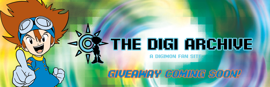 Giveaway @ TheDigiArchive
